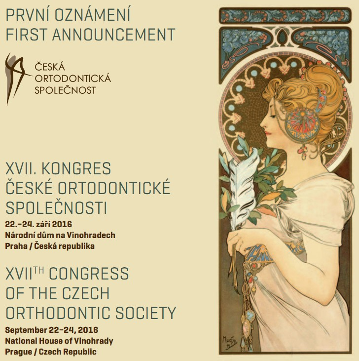 Congress of the Czech orthodontic society